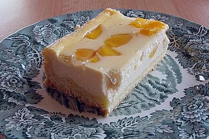 Quark - Mandarinen - Blechkuchen 12