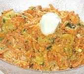 Karottensalat mit Joghurt (Bild)