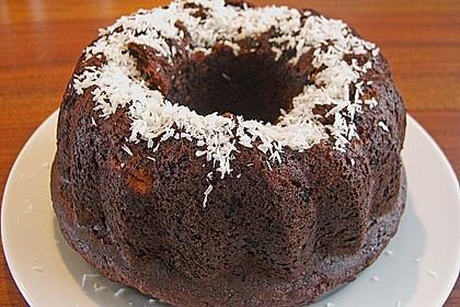Bananen - Schoko - Kuchen 11