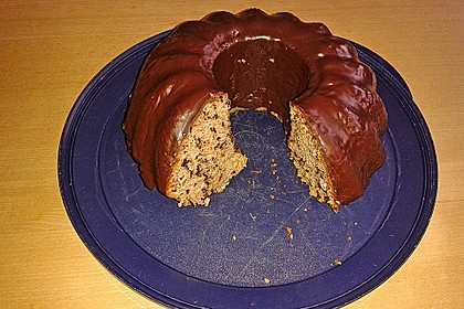 Bananen - Schoko - Kuchen 9