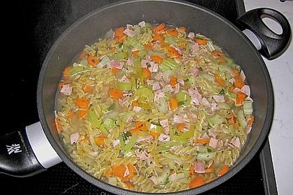 Nudel - Gemüse - Pfanne 30