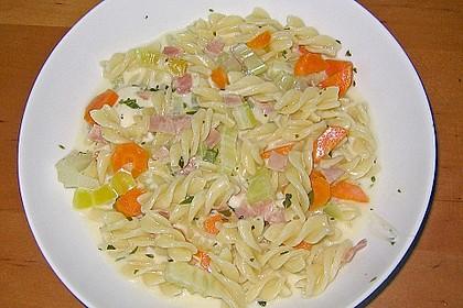 Nudel - Gemüse - Pfanne 25