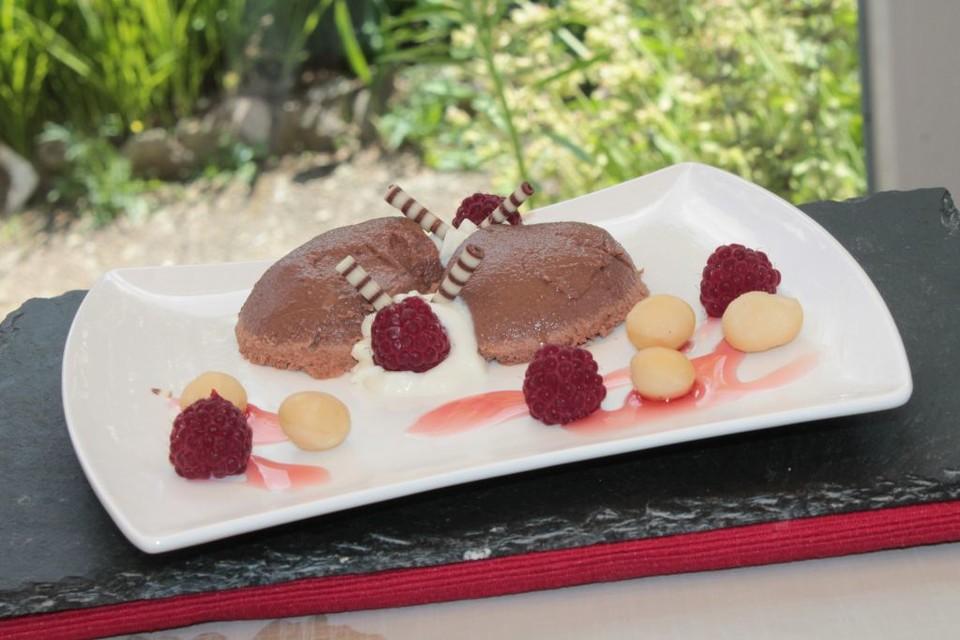 Mousse Au Chocolat Ohne Ei Von Tinchentine Chefkoch