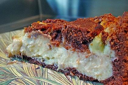 Rhabarber - Vanille - Zupfkuchen