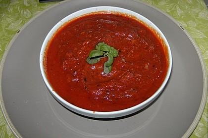 Tomatensoße für Pizza 15