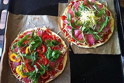 Tomatensoße für Pizza 12