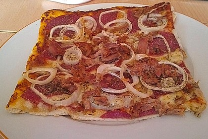 Tomatensoße für Pizza 8