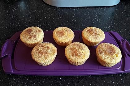 Zucker - Zimt - Muffins 8