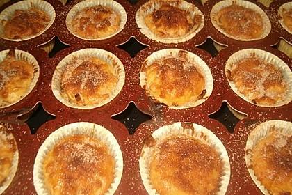 Zucker - Zimt - Muffins 30