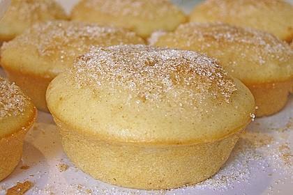 Zucker - Zimt - Muffins 11