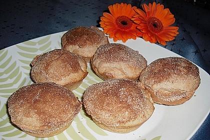 Zucker - Zimt - Muffins 37