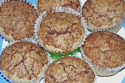 Zucker - Zimt - Muffins 61