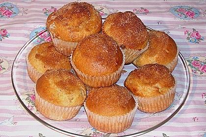 Zucker - Zimt - Muffins 25