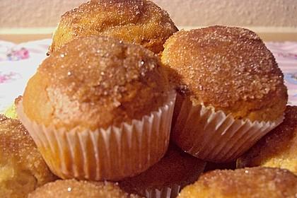 Zucker - Zimt - Muffins 24