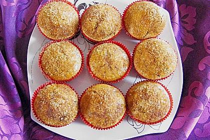 Zucker - Zimt - Muffins 3