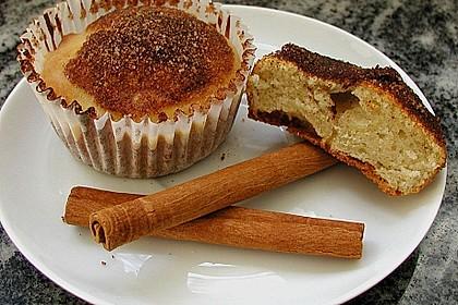 Zucker - Zimt - Muffins 2