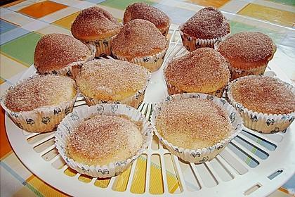 Zucker - Zimt - Muffins 16