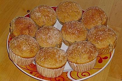 Zucker - Zimt - Muffins 7