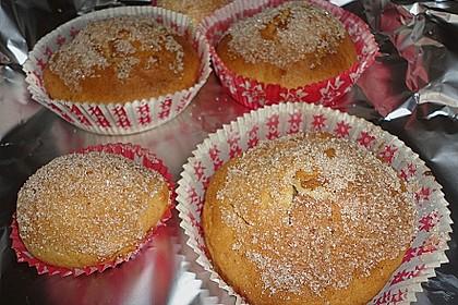 Zucker - Zimt - Muffins 22