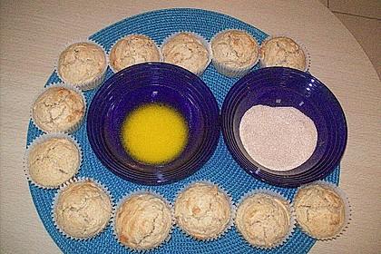 Zucker - Zimt - Muffins 55