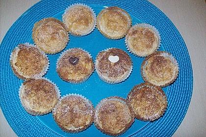 Zucker - Zimt - Muffins 57