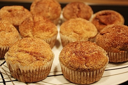 Zucker - Zimt - Muffins