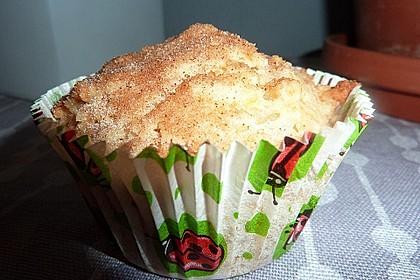 Zucker - Zimt - Muffins 6