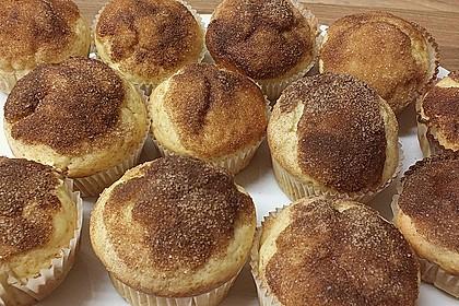 Zucker - Zimt - Muffins 26