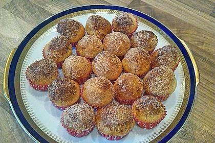 Zucker - Zimt - Muffins 36