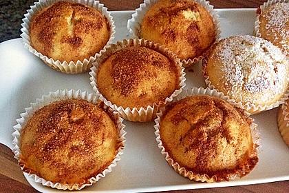 Zucker - Zimt - Muffins 20