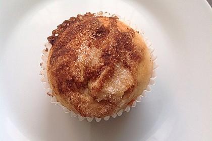 Zucker - Zimt - Muffins 21