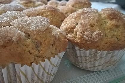 Zucker - Zimt - Muffins 4