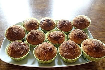 Zucker - Zimt - Muffins 54