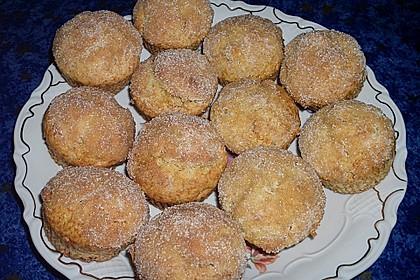 Zucker - Zimt - Muffins 12