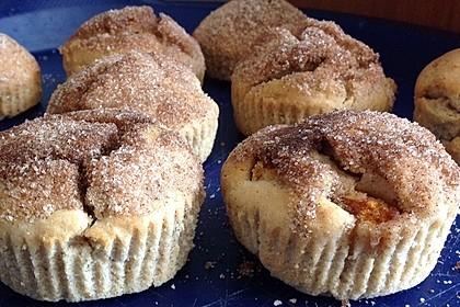 Zucker - Zimt - Muffins 9