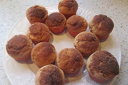 Zucker - Zimt - Muffins 13