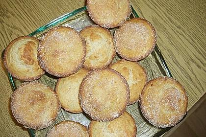 Zucker - Zimt - Muffins 60