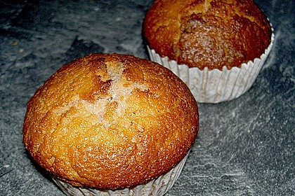 Preiselbeer - Walnuss - Muffins 4