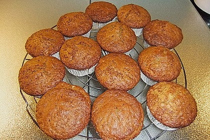 Preiselbeer - Walnuss - Muffins 14