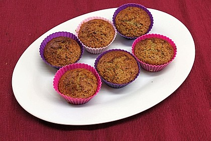Preiselbeer - Walnuss - Muffins 15