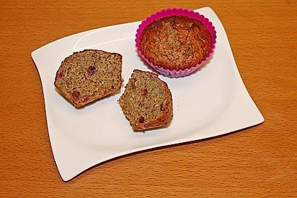 Preiselbeer - Walnuss - Muffins 13