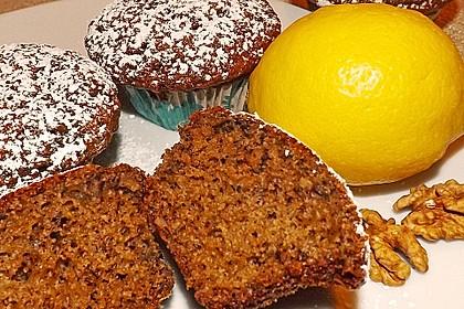 Preiselbeer - Walnuss - Muffins 7