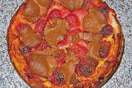 Erdbeer - Vanille - Zupfkuchen 1