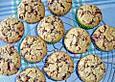 Kokosschokoladen - Muffins