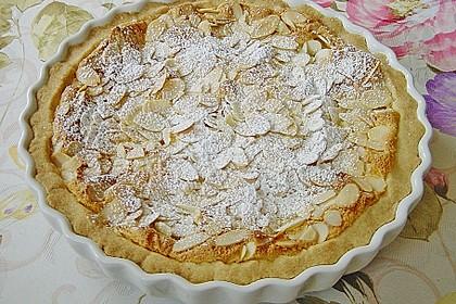 Aprikosenkuchen mit Mandelguss 6