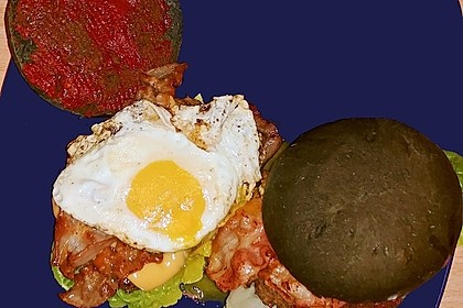 Black Beef Burger