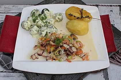 Rosmarin-Thymian-Kartoffeln
