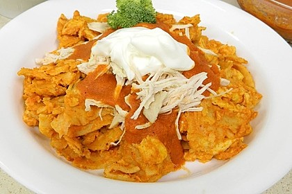 "Mexican Chilaquiles ""LC Style"""