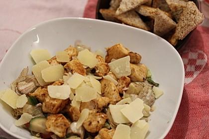 """Salat """"Caesar Style"""" (Bild)"""