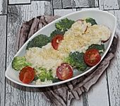 Brokkoli-Rohkost mit Mandelmus